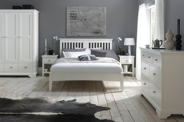 Hampstead White Bedroom