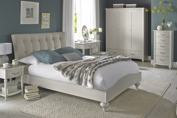 Montreux Soft Grey Bedroom