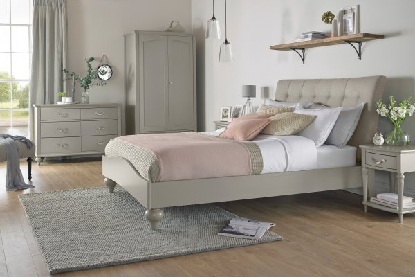 Montreux Urban Grey Bedroom