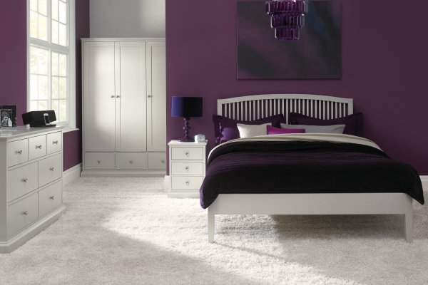 Ashby Soft Grey Bedroom