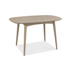 Dansk Scandi Oak 4 Seater Table