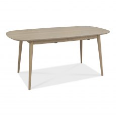 Dansk Scandi Oak 6-8 Dining Table