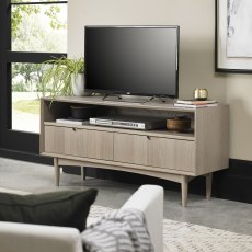 Dansk Scandi Oak Entertainment Unt