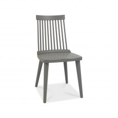 Spindle Chair - Dark Grey (Pair)
