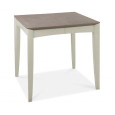 Bergen Grey Washed Oak & Soft Grey 2-4 Extension Table