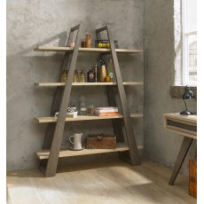 Cadell Aged Oak Open Display Unit