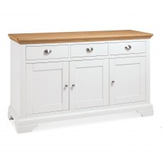 Hampstead Two Tone Wide Sideboard