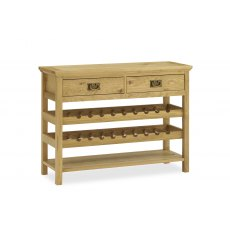 Provence Oak Console Table