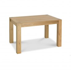 Turin Light Oak Small End Extension Table