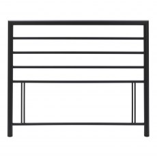 Urban Matt Black Headboard King 150cm