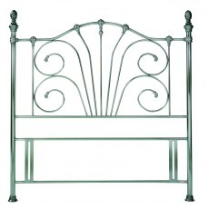 Rebecca Antique Brass Headboard King 150cm