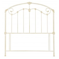 Lauren Antique Ivory Headboard King 150cm