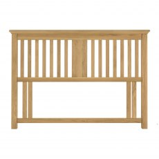 Hampstead Oak Headboard King 150cm