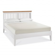 Hampstead Two Tone Bedstead Double 135cm