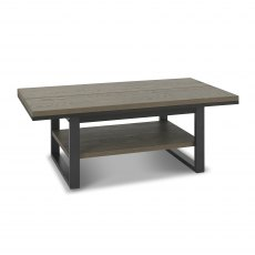 Tivoli Weathered Oak Coffee Table
