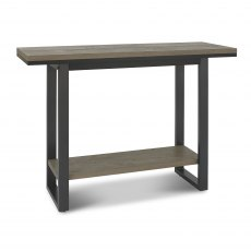 Tivoli Weathered Oak Console Table