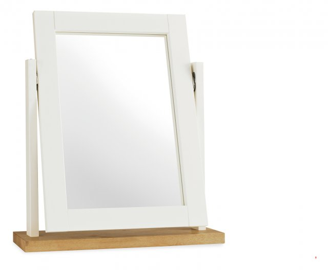 Gallery Collection Atlanta Two Tone Vanity Mirror