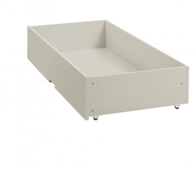 Premier Collection Ashby Soft Grey Underbed Drawer