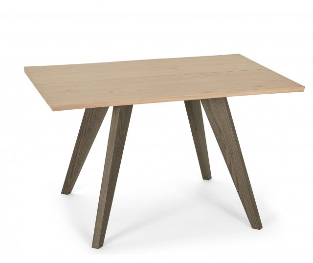 Premier Collection Cadell Aged Oak 4 Seater Dining Table