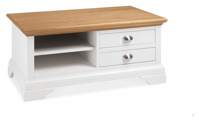 Premier Collection Hampstead Two Tone Coffee Table