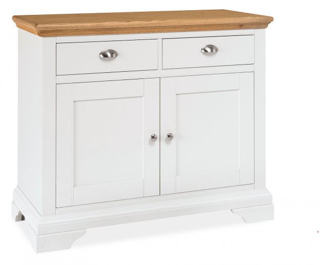 Premier Collection Hampstead Two Tone Narrow Sideboard