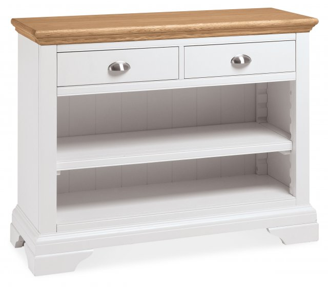 Premier Collection Hampstead Two Tone Console Table