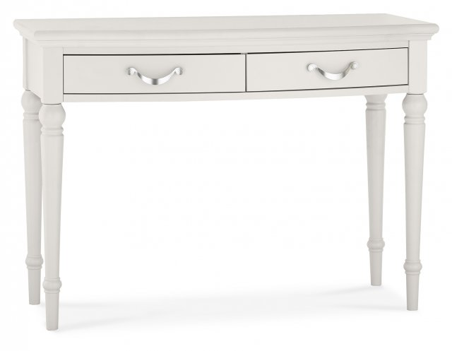 Premier Collection Montreux Soft Grey Dressing Table