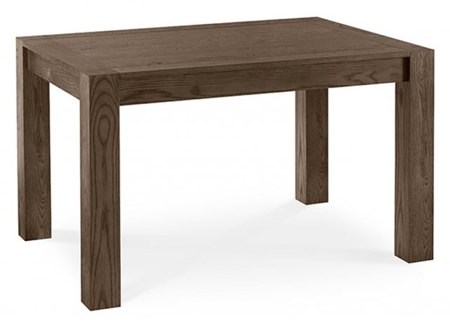Premier Collection Turin Dark Oak Small End Extension Table