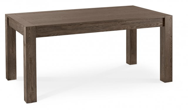 Premier Collection Turin Dark Oak Medium End Extension Table