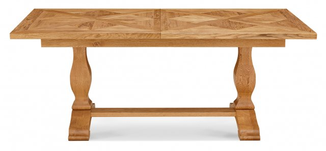 Signature Collection Belgrave Rustic Oak 6-8 Dining Table