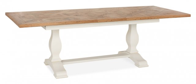 Signature Collection Belgrave Two Tone 6-8 Dining Table