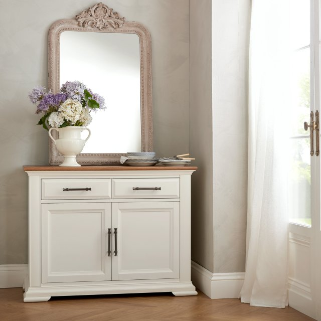 Signature Collection Belgrave Two Tone Narrow Sideboard