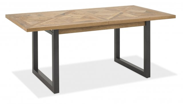 Signature Collection Indus Rustic Oak 6-10 Dining Table