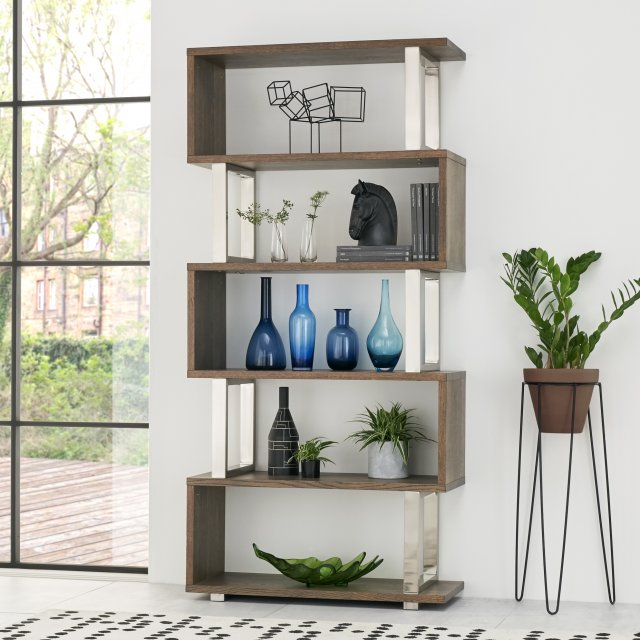 Signature Collection Tivoli Dark Oak Open Display Unit