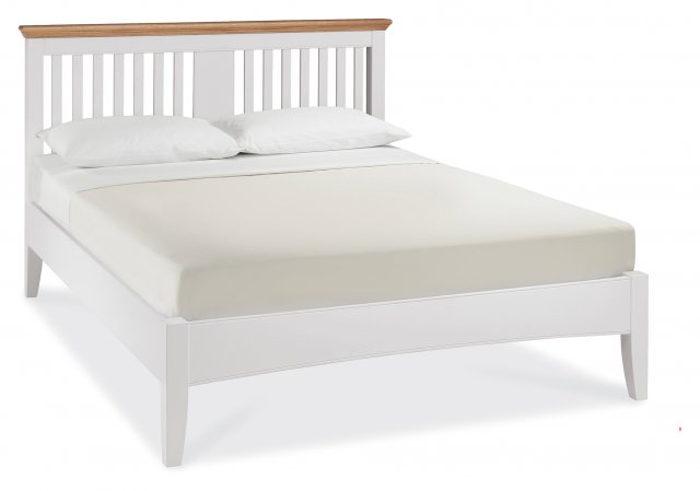 Premier Collection Hampstead Two Tone Bedstead Double 135cm