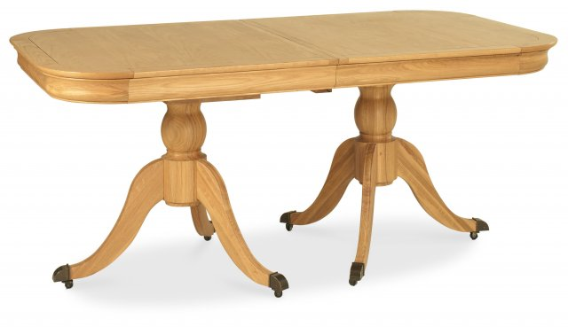 Signature Collection Chantilly Oak 6-8 Extension Table