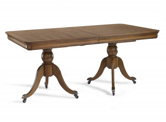 Signature Collection Rochelle Oak 6-8 Extension Table